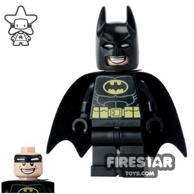 The LEGO Movie Mini Figure - Batman - Grin