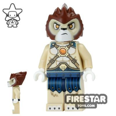 LEGO Legends of Chima Mini Figure - Lion Warrior
