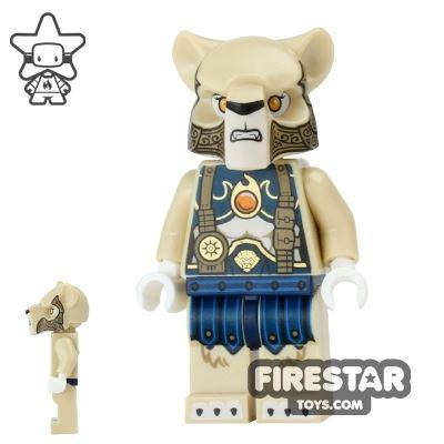 LEGO Legends of Chima Mini Figure - Lioness Warrior