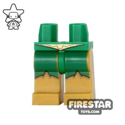 LEGO Mini Figure Legs - Hawkman