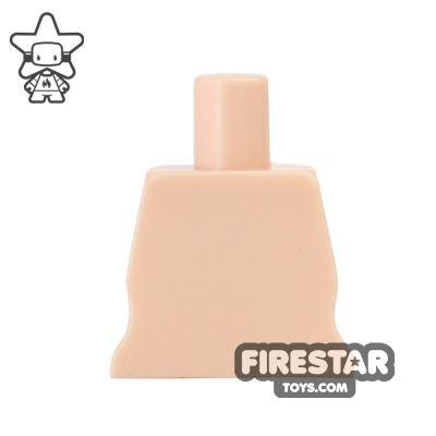 Arealight Mini Figure Torso - Plain - Light Flesh