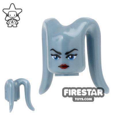 Arealight Mini Figure Heads - Elle - Sand Blue