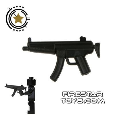 Brickarms - Combat SMG - Black