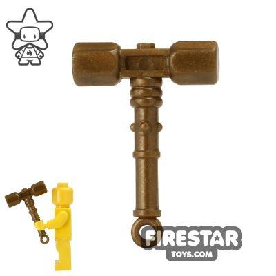 BrickForge - War Hammer - Bronze