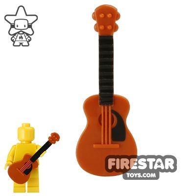 BrickForge - Acoustic Guitar - Dark Orange