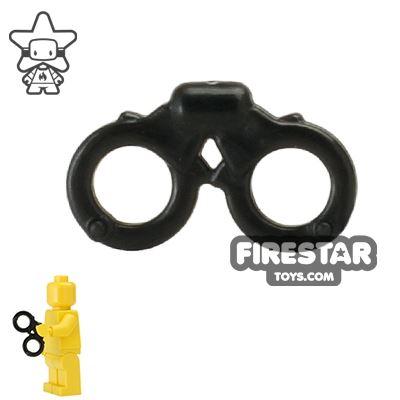 BrickForge - Handcuffs - Black