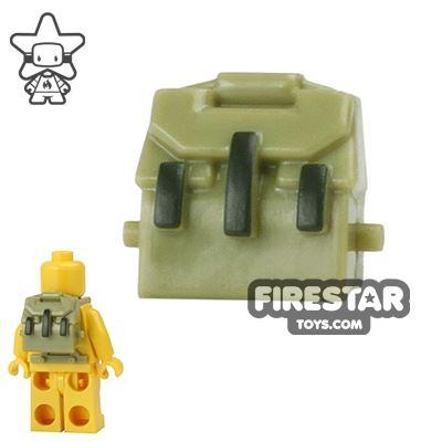 BrickForge - Rucksack - Olive Green - RIGGED System