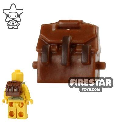 BrickForge - Rucksack - Reddish Brown - RIGGED System