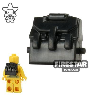 BrickForge - Rucksack - Black - RIGGED System