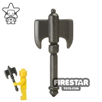 BrickForge - Battle Axe - Steel