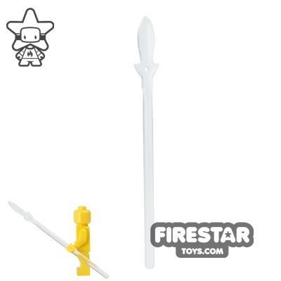 BrickForge - Elven Spear - Trans Clear