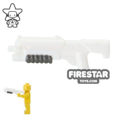 BrickForge -  Intergalactic 8-Gauge - White with Steel Pump