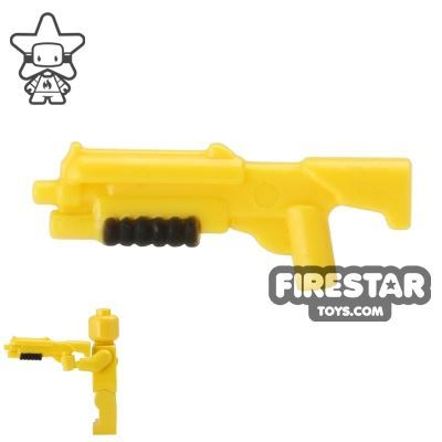 BrickForge -  Intergalactic 8-Gauge - Yellow with Black Pump