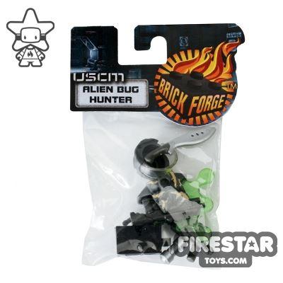 BrickForge Accessory Pack -  USCM Alien Bug Hunter
