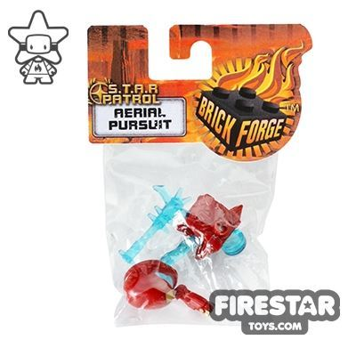BrickForge Accessory Pack - S.T.A.R Patrol - Aerial Pursuit Skyburst