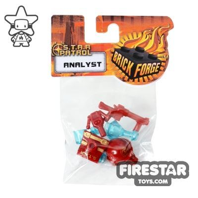 BrickForge Accessory Pack - S.T.A.R Patrol - Analyst