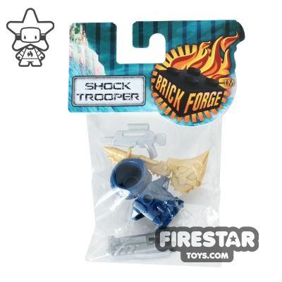 BrickForge Accessory Pack - Shock Trooper - Naval Intelligence