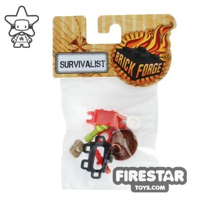 BrickForge Accessory Pack - Survivalist