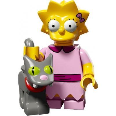 LEGO Minifigures - The Simpsons 2 - LISA