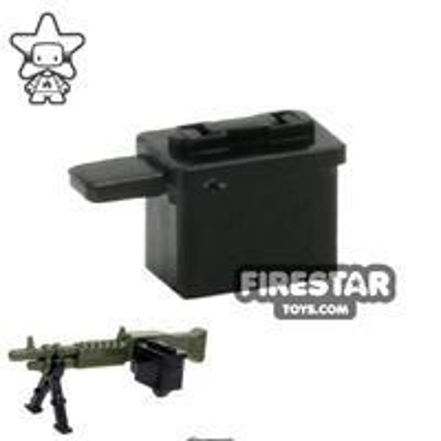 CombatBrick   Small Ammo Box   Black