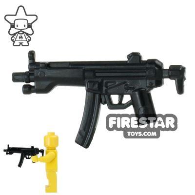 CombatBrick - CB5 Submachine Gun - Black