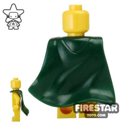 Arealight Cape - Dark Green Flexible Plastic