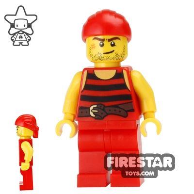 LEGO Pirate Mini Figure - Pirate 5