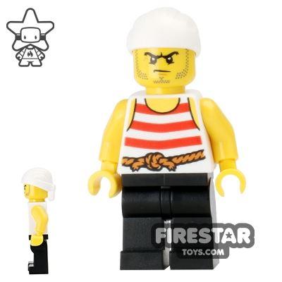 LEGO Pirate Mini Figure - Pirate 8