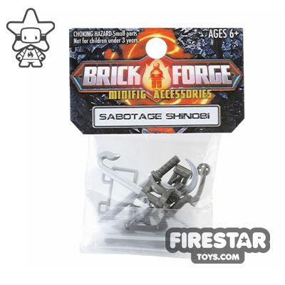 BrickForge Accessory Pack - Sabotage Shinobi
