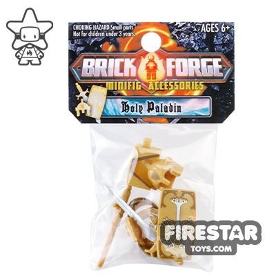 BrickForge Accessory Pack - Paladin - Eternal Tree