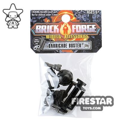 BrickForge Accessory Pack - Tactical - Barricade Buster