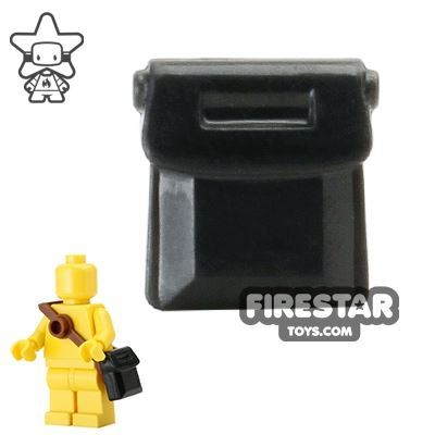 BrickForge - Satchel - Black - RIGGED System