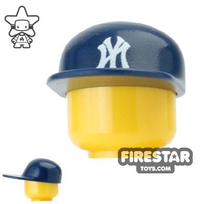 Custom Design Headgear New York Cap
