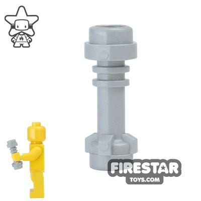 LEGO Lightsaber - Hilt - Light Blueish Gray