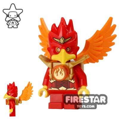 LEGO Legends of Chima Mini Figure - Flinx with Wings