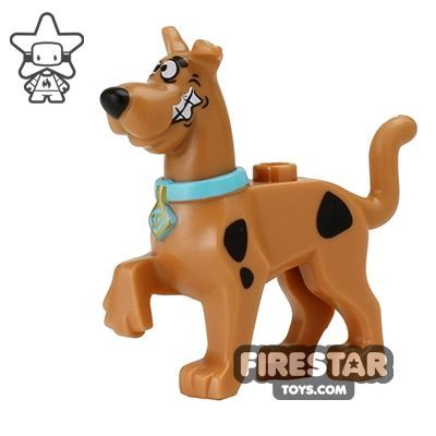 LEGO Scooby-Doo Figure Scooby-Doo Chattering Teeth