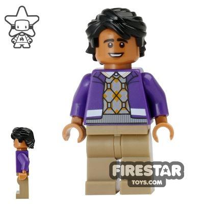 LEGO Ideas - The Big Bang Theory - Raj Koothrappali