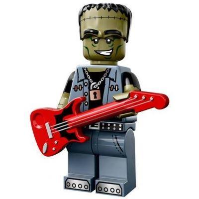 LEGO Minifigures - Monster Rocker