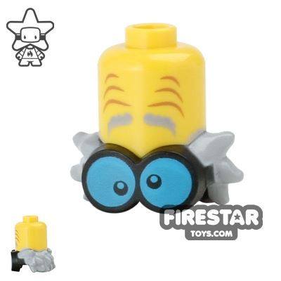 LEGO - Mad Scientist Head Cover