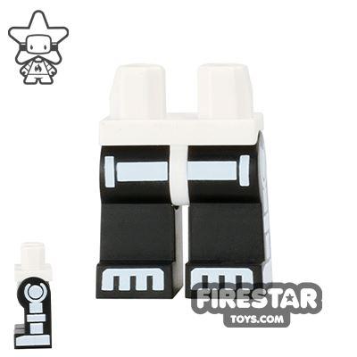 LEGO Mini Figure Legs - Skeleton