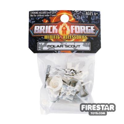 BrickForge Accessory Pack - Modern Combat - Polar Scout