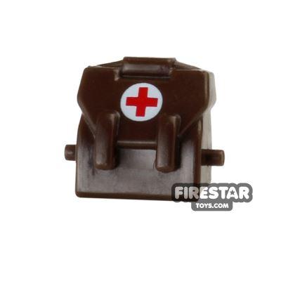 BrickForge - Haversack Medic - Dark Brown - RIGGED System
