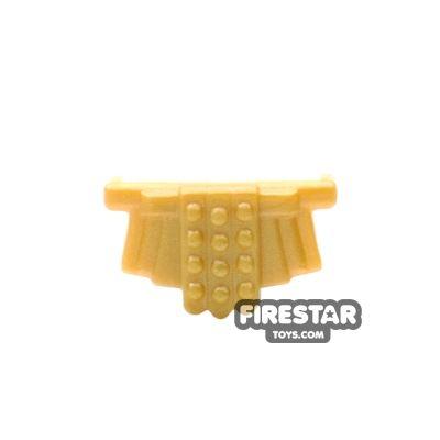 BrickWarriors - Roman Skirt - Pearl Gold