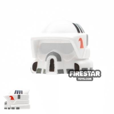 Arealight - Recon RZR Helmet - White