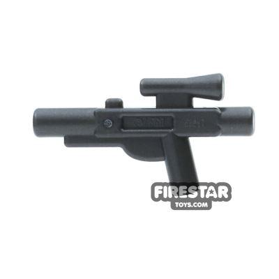 LEGO Star Wars - Star Wars Short Blaster - Pearl Dark Gray