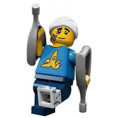 LEGO Minifigures - Clumsy Guy