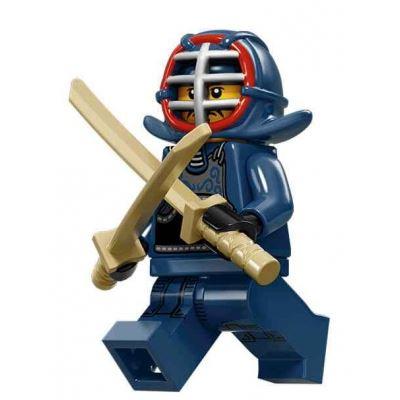 LEGO Minifigures - Kendo Fighter