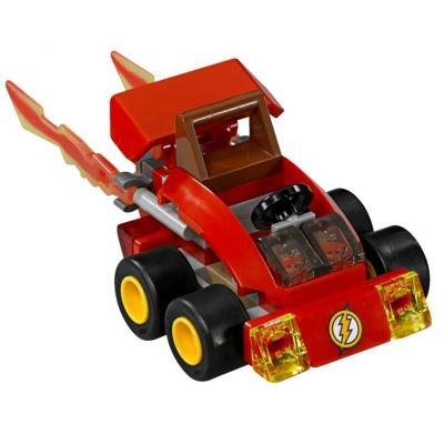 Custom Mini Set - Super Heroes - Micro Flash Car