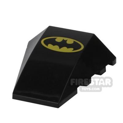 Printed Slope 4x4 Batman Logo