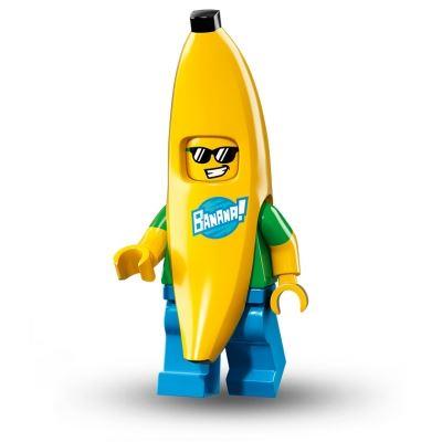 LEGO Minifigures - Banana Guy